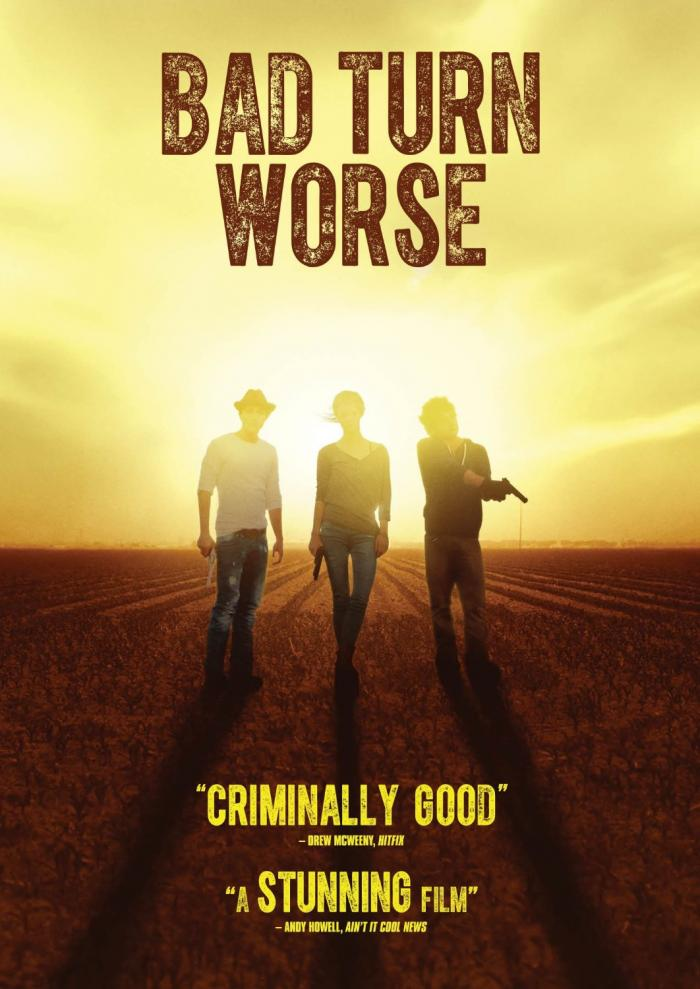 Bad Turn Worse on DVD