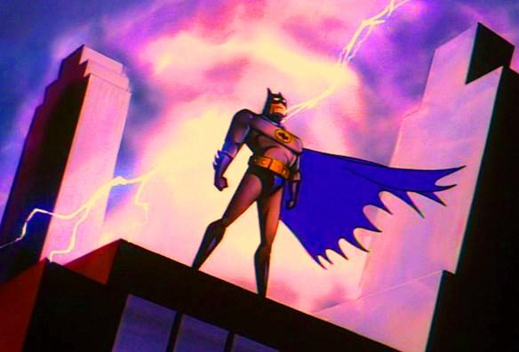 Animated Batman That Never Was