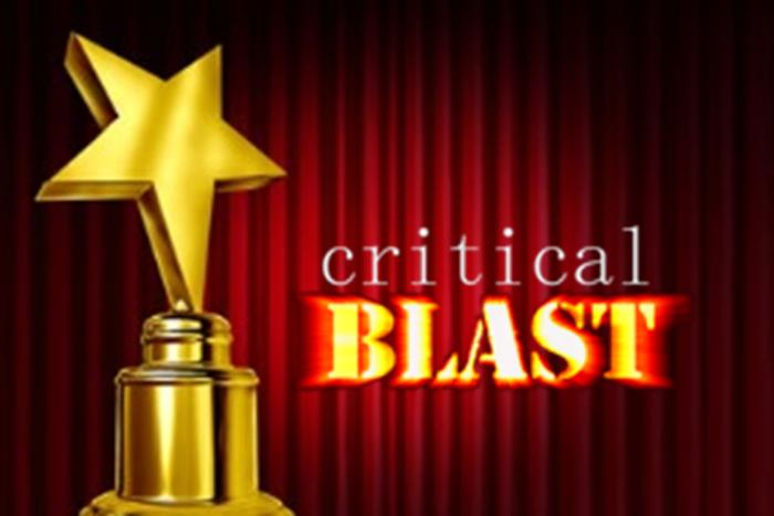 Critical Blast Best 2015 Awards