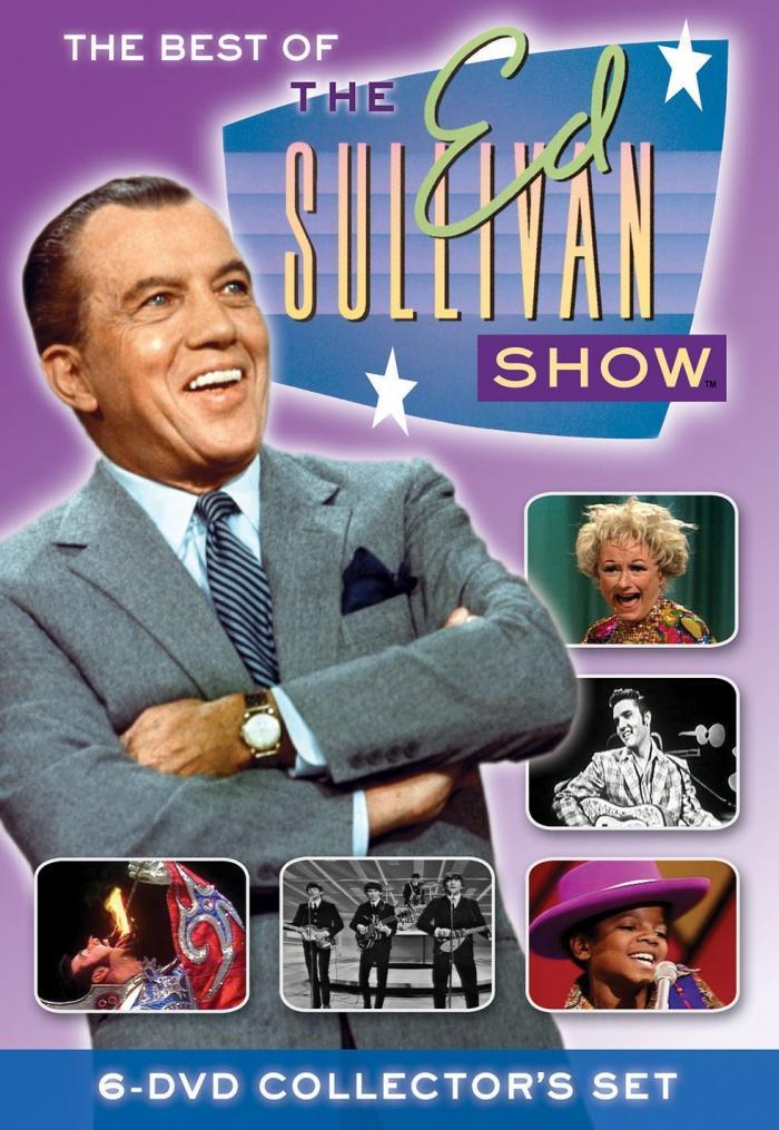 Ed Sullivan Show DVD