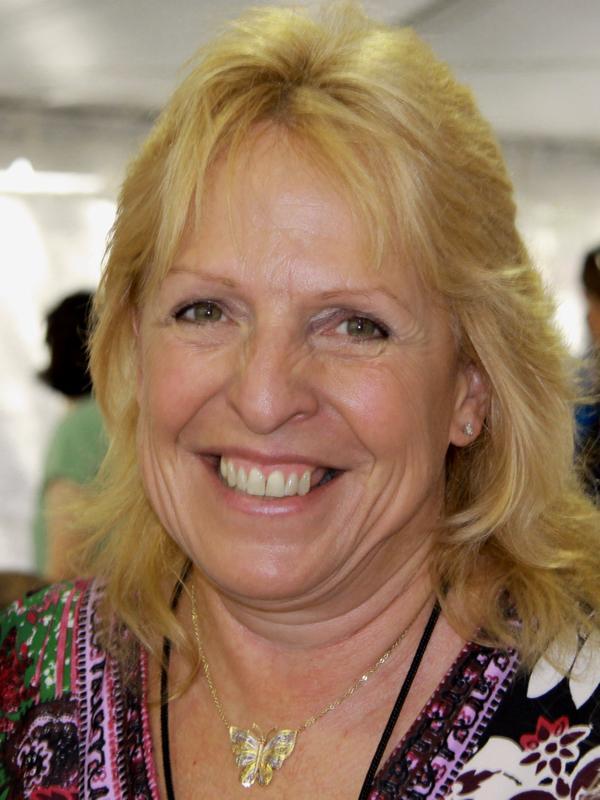 Ellen Hopkins Glass author