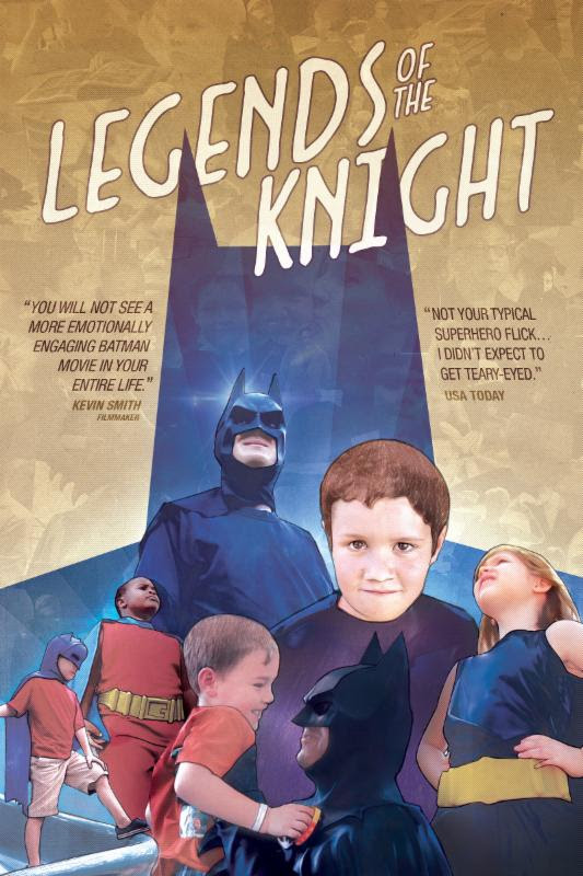 Legends of the Knight #WeAreBatman