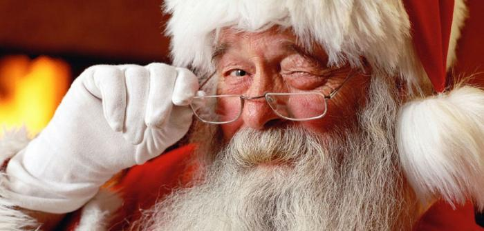 Is Santa Claus Coming to Town? What do YOU think?