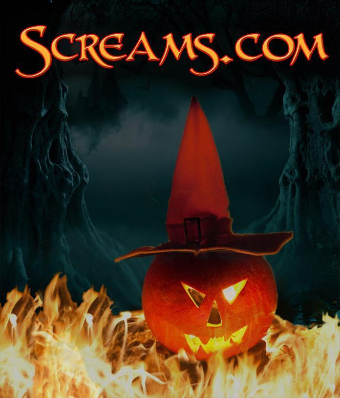 Screams.com Top Haunted Houses