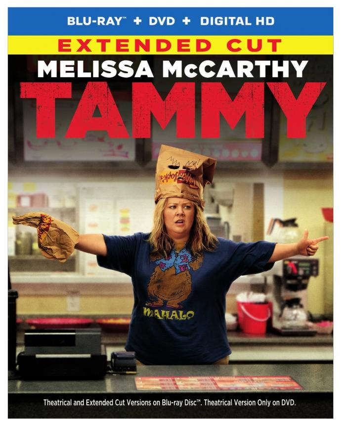 Tammy on Blu-Ray