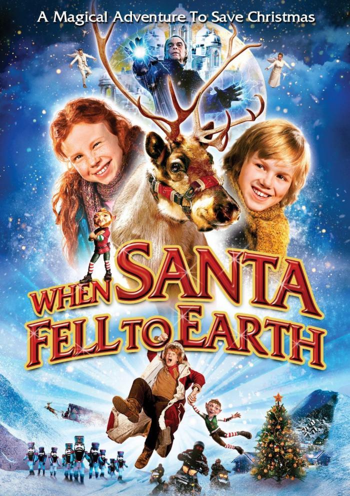 When Santa Fell To Earth DVD