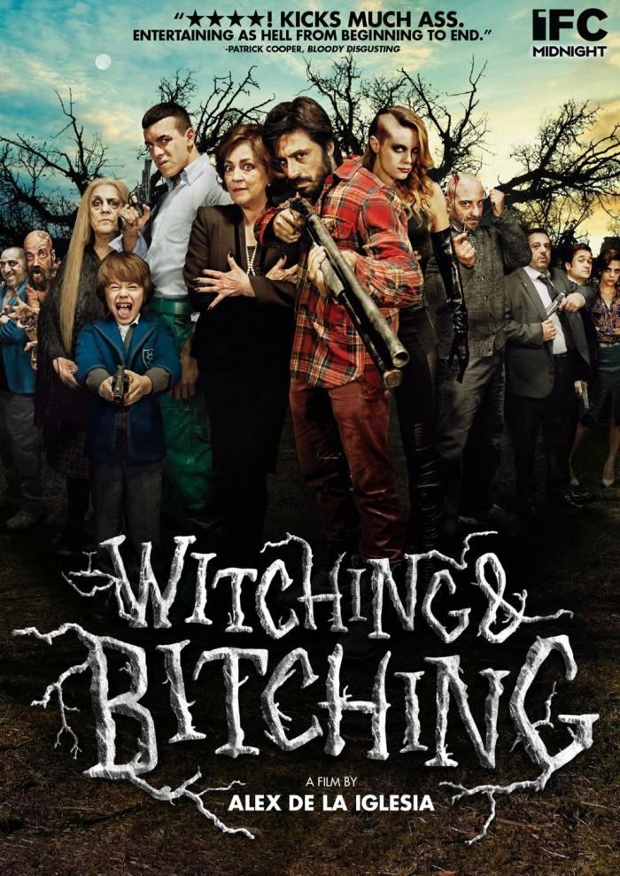 Witching & Bitching on DVD
