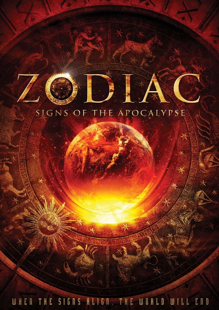 Zodiac, Signs of the Apocalypse on DVD