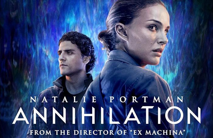 Annihilation Blu-ray