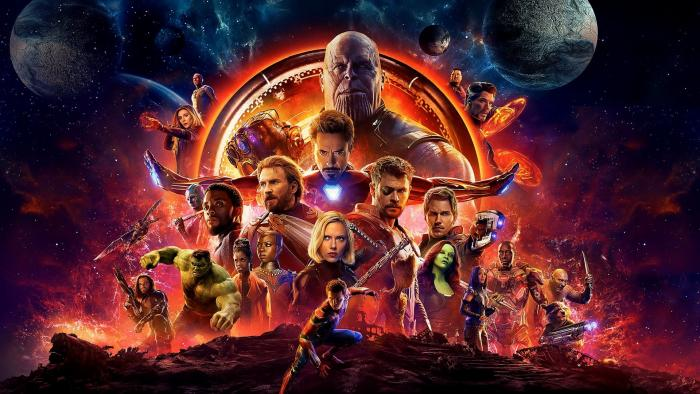 Avengers: Infinity War opens everywhere 4/27/2018.