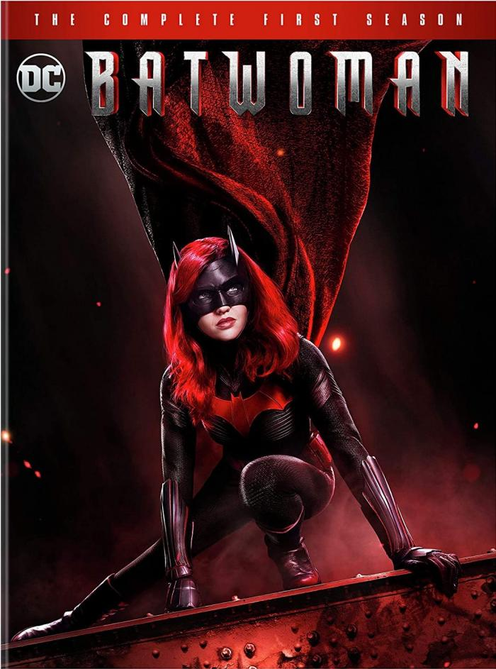 Batwoman Season One Blu-ray