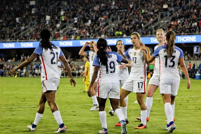 US Women's National Soccer