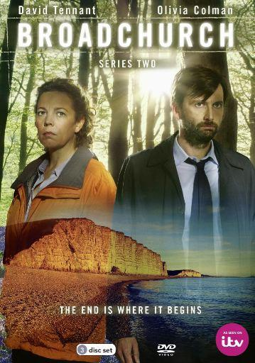 David Tennant Olivia Colman Gracepoint Broadchurch