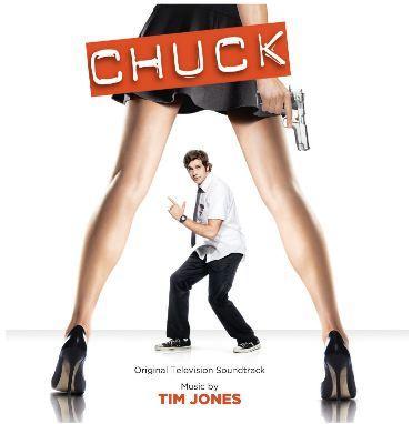 Chuck Tim Jones Jeffster Soundtrack TV Nerd Herd