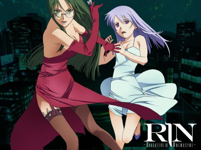 Rin: Daughters of Mnemosyne