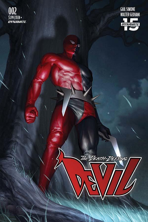 Death-Defying Devil 2