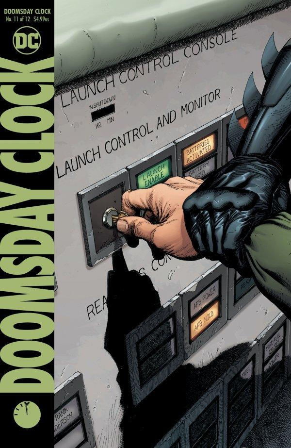 Doomsday Clock 11