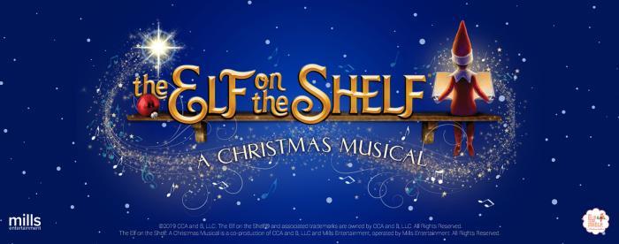 Elf on the Shelf Christmas Musical