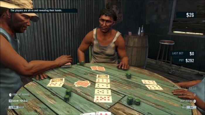Far Cry 3 minigame