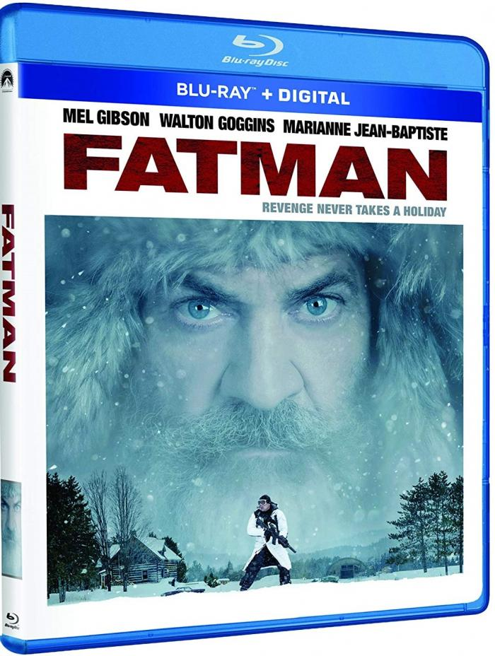 Fatman Blu-ray