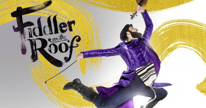 Fiddler on the Roof plays the Fox Theatre Jan 29 - Feb 10. Photo Credit: The Fox Theatre