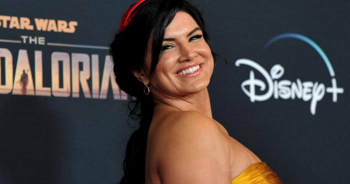 Gina Carano Best Series Actress 2020