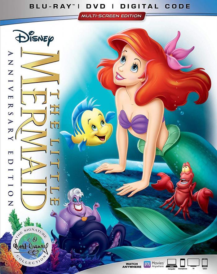 Little Mermaid 30th Anniversary