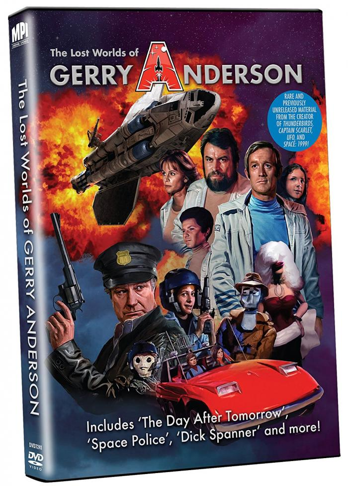 Lost World Gerry Anderson