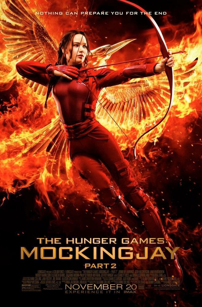 Mockingjay 2 Hunger Games Jennifer Lawrence Critical Blast Review