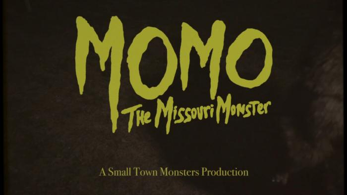 Momo The Missouri Monster