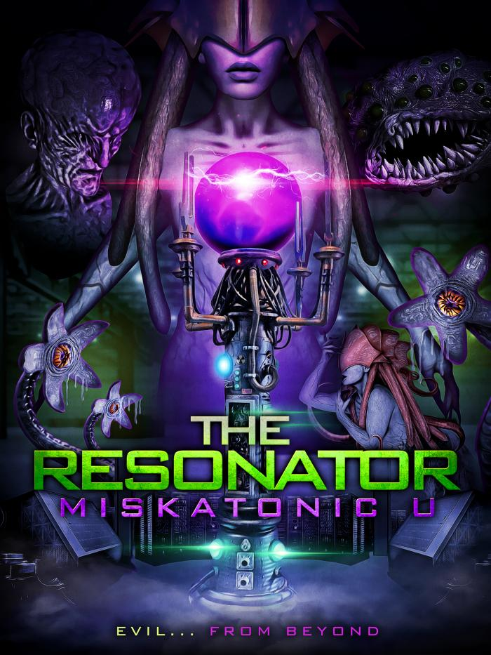 Resonator: Miskatonic U
