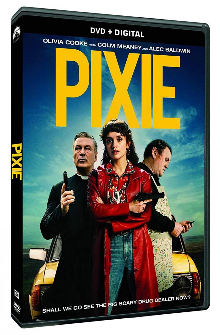 Pixie DVD