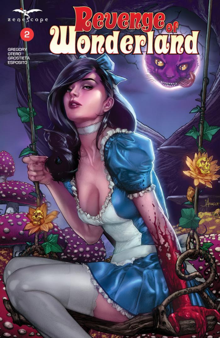 Revenge of Wonderland 2