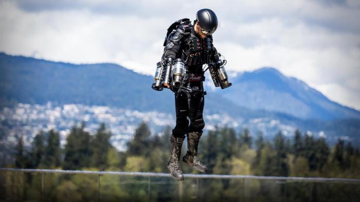 Richard Browning - Iron Man