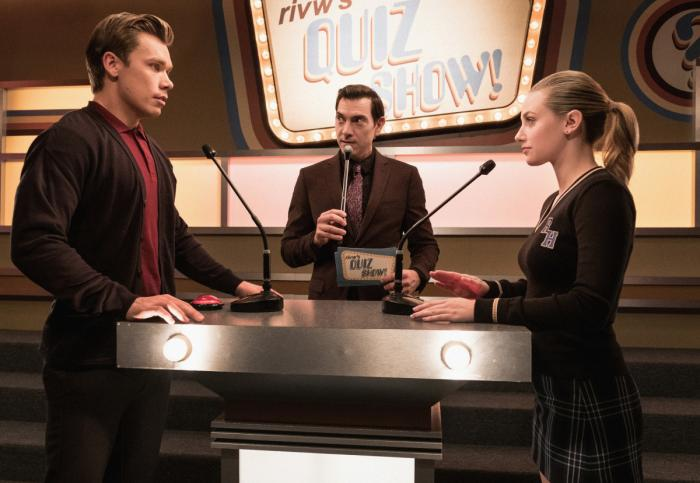 Riverdale 411 Quiz Show