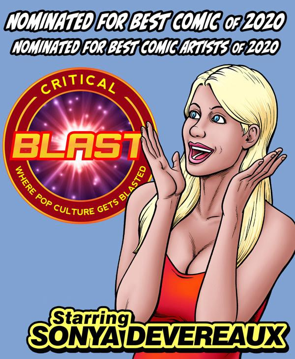 Best Comics of 2020 - Starring Sonya Devereaux