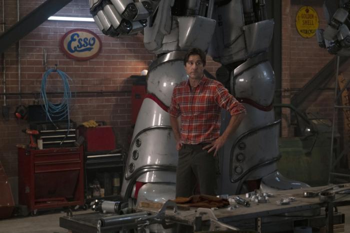 Luke Wilson as Pat Dugan in STARGIRL