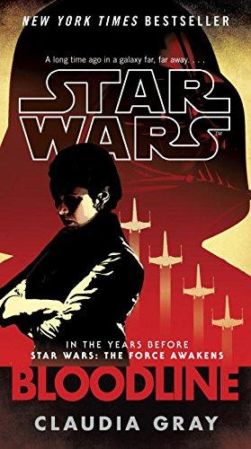 Star Wars Bloodline Best Novel 2016