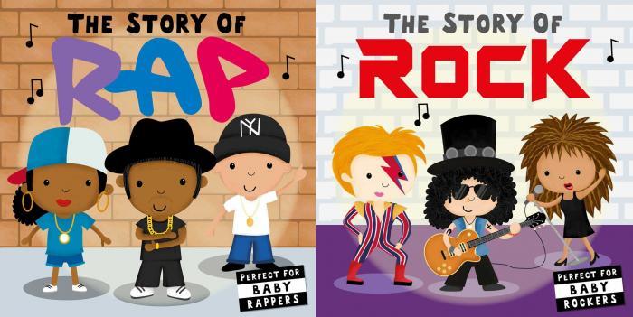 Story of Rap Story of Rock