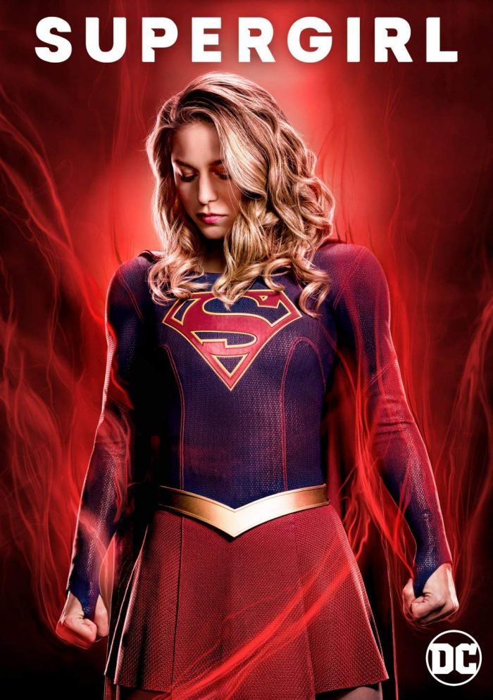 Supergirl Seasn 4 Blu-ray