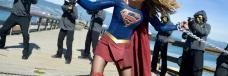 Supergirl in political chains