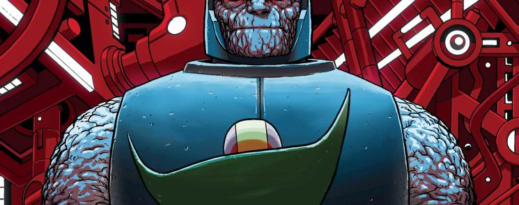 Mister Miracle 11