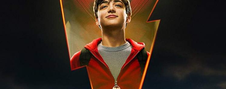 Zachary Levy and Asher Angel totally rule in SHAZAM! Go see it a bunch of times starting 4/5/19!