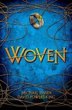 Woven Book Michael Jensen David Powers King Magic
