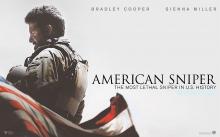 """""""American Sniper"""" starts Friday, Jan 16, 2015."""