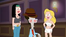 "American Dad, ""Blonde Ambition"""