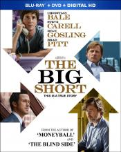 Big Short Blu-ray Oscar Christian Bale Steve Carell