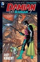 Damian Son of Batman DC Comics Critical Blast Andy Kubert