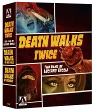 Death Walks Twice Giallo Blu-ray