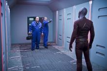 Flash Family of Rogues Season 2 RJ Carter Critical Blast